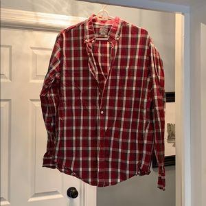 Medium J Crew button down